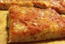 facciamo la pizza!