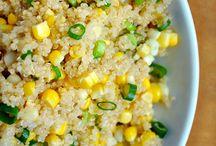 Quinoa opskrifter