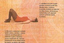 Různé-cvičení, recepty, bylinky, rady