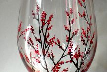 Glassware / by Michele D