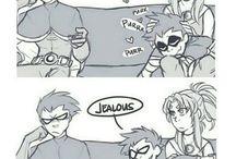 Teen Titans <3
