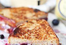 Belegte Brote & Sandwichs ♥ / Es gibt unzählige Varinate seine Brotscheiben zu belegen! Hier findet ihr einige Variationen für das perfekte Sandwich!