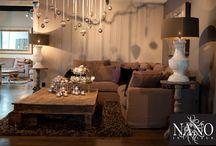 Inspiratie | Nano Interieur / Ervaar de unieke Nano beleving! Bijzondere meubels en woonaccessoires in allerlei stylen en combinaties.