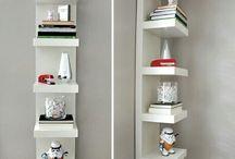 my dream shelves