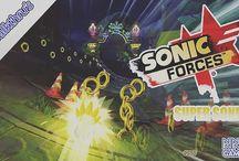 Jogando todas as fases possíveis como Super Sonic: o primeiro Walkthru de Sonic Forces.  Linkaço na bio. https://www.instagram.com/p/BfXCAvRHlO4/ #instagramtopinterest #nnl