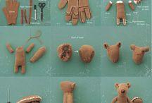 игрушки своими рукамм