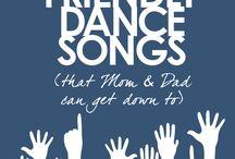 Kids dance music