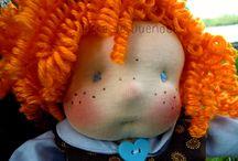 Terra de Duendes / Duendes artesanais e waldorf bonecas