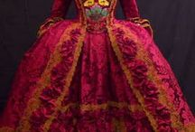 1600 / 1700 / 1800 dress