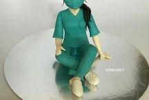 nővér figura