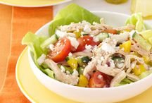 SALADS & DRESSINGS / by BARRY HYDE