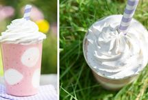 Getränke Rezepte / Freakshakes, Milchshakes, Liköre, Smoothies und Rezepte für andere Getränke-Spezialitäten.