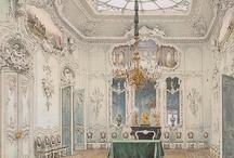 watercolor palace