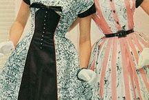Vintage Summer / Summery Vintage Inspo