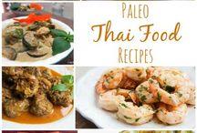 Paleo Thais Food