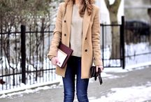 to inspire: winter looks