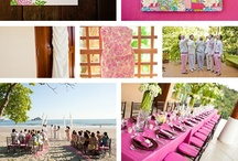 Lilly Wedding and Parties / by Whitney: Très Chic Southern Weddings