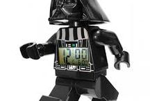 Réveils LEGO Star Wars / Réveils LEGO Star Wars, pour tous les collectionneurs de la saga !  http://www.bijouterie-influences.com/130_Reveils-Lego