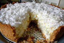 Sobremesa e Bolos/Tortas