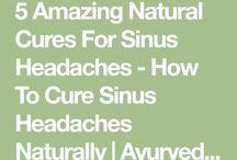 Ayurvedic remedies for Sinus cure