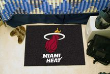 NBA - Miami Heat Tailgating Gear, Fan Cave Decor and Car Accessories / Find the latest Miami Heat Tailgating Accessories, Decor for your NBA Man Cave, and Automotive Basketball Fan Gear for your car or truck