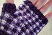 mittens & gloves