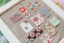 Fabric craft / by J-A