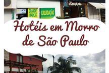 Hotéis por todo Brasil / Hoteis de todas as partes do mundo e dicas