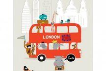 Londres avec les enfants - Voyage en famille / Jeux, guides de voyage, activités et autres pour découvrir Londres en famille et visiter la capitale Britannique avec ses enfants #Londres #London