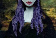 Art Parody / creative twists on well known masterpieces / by Karen Whittier