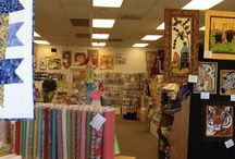 Travel - Houston- Quilters' Destinations in and around Houston / If you're a quilter, where should you visit when in Houston? / by Craft As Desired