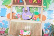 Children's Birthday Party Ideas - Luau Theme / by Marie Robinson