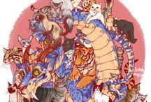 Dragon hoards