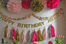 1st birthday / by Laila Zabaneh