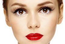 Labios rojos para tu boda / Que tus labios sea los protagonistas de tu maquillaje