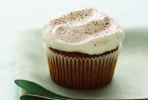 Kids in the Kitchen / Irish Coffee Cupcakes from Martha Stewart