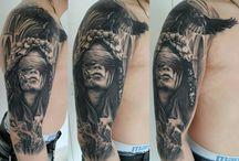 mikkoinksanity / My tattoos