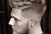 Mens Hair Barber / Barber