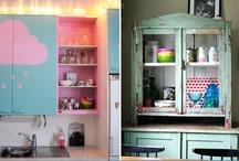 kitchens / by Meera Vasudev