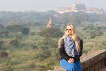 Ines around the world / Me on my travels around the world