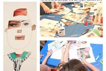 Famous Artists for Kids / Teach kids about famous artists and art styles with these children's books and activities! #artbooksforkids #famousartistsforkids #teachingart #arteducation