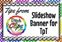 Tech Tips for TPT & Blogging
