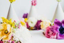 Feestje Bloemen × Party Flowers