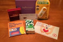 Influenster TLCVoxBox / Items I received complimentary for testing purposes. / by Julie Rudolph