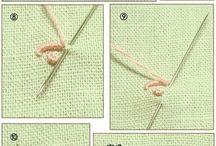 Rococo sewing