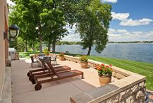 Location, location, location...! / Whether it's on a lake, creek or beautiful acreage, these homes have tremendous views!