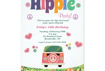 Best 1960's Theme Party Invitations / Calling all Bohemian Hippies!  Groovy invites for a 1960's party.  Sharing the best 1960's theme party invitations for all occasions including birthday, wedding, showers and more.  Plan the party around the theme or just use a fun retro invite to get your modern day party started. For more retro fun visit us at www.retroinvites.com