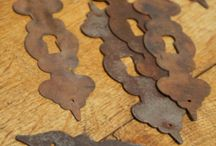 Rust / Weathered, rusted, decorative and functional pieces.