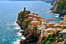 Travel - Italy / Places I would like to visit in Italy / by Kulwadee Chaitongdee