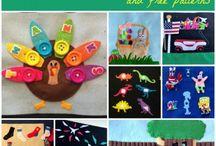 Baby - Craft // Quiet Book / by Amanda Stock